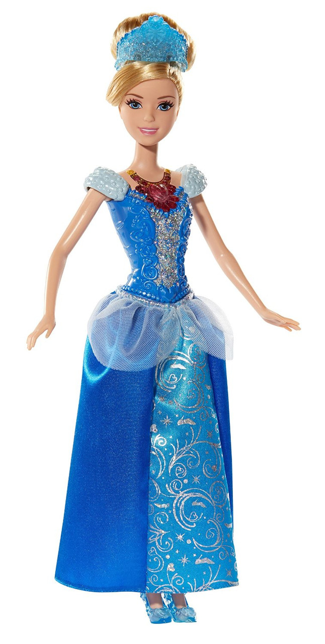 Disney Ослепительные Принцессы Диснея - Золушка Princess Glittering Lights Cinderella Doll