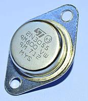 Транзистор биполярный 2N3055  TO-3  STM/China