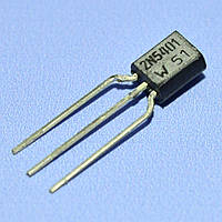 Транзистор биполярный 2N5401  TO-92  Philips