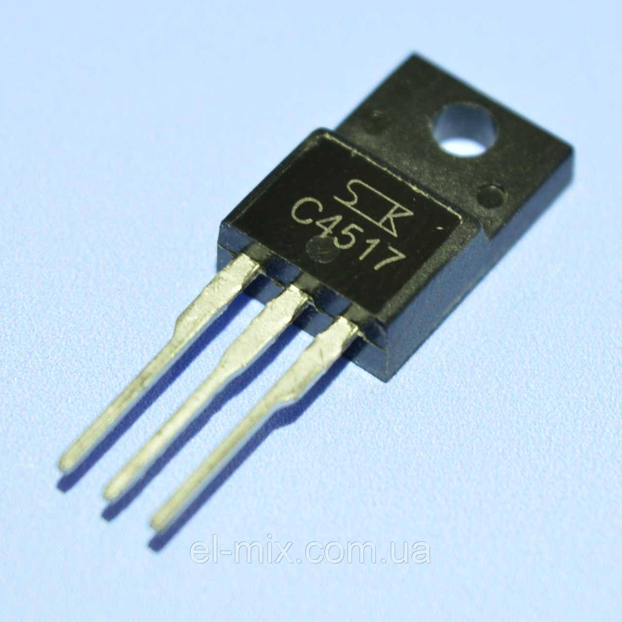 Транзистор биполярный 2SC4517  TO-220F  Китай