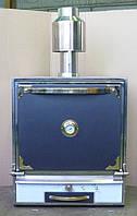 Печь угольная BQ-3H