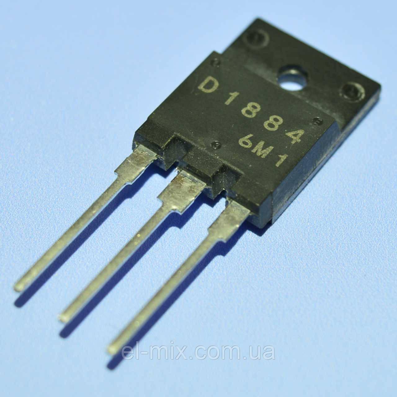 Транзистор биполярный 2SD1884