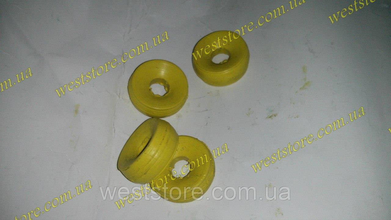 Втулка переднего амортизатора верхняя(бублик) Ваз 2101 2102 2103 2104 2105 2106 2107 2121 Нива полиуретан 1 шт