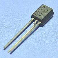 Транзистор биполярный BC546В  TO-92  NXP, фото 1