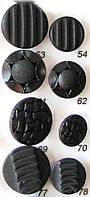 Пуговица пластиковая диаметр 24,18,16,15, и12 мм