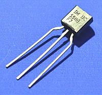 Транзистор биполярный BC558В  TO-92