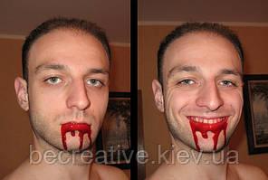 Искусственная кровь «Transparent Blood» 1 л (в 3 разных оттенках )