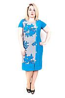 Женское платье размер плюс Азалия, фото 1