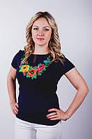 Женская футболка-вышиванка р 42-50