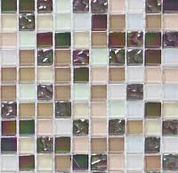 Перламутровая стеклянная мозаика Progres HCB01 смесь цветов