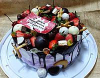 Торт на заказ в стиле Рустик, фото 1