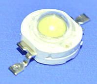 Светодиод 1Вт белый 1WGH30 (90-100Lm)  SDL