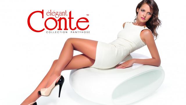 Conte - капроновые колготки
