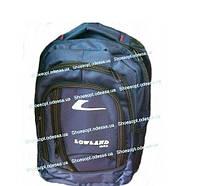Рюкзак синий с выходом для наушников пр-во Турция