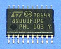 Микросхема STM8S003F3P6  TSSOP20  STM