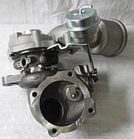 Турбокомпрессор ТКР  KKK K03. Автомобиль: Audi TT, VW Golf, Seat Leon 1.8 T. Двигатель: APP, AUQ.