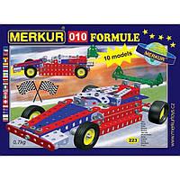 Конструктор металлический Меркур 010 Формула