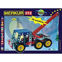 Конструктор металлический Меркур 012 Спец.техника