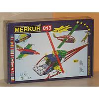 Конструктор металлический Меркур 013 Военная Авиация