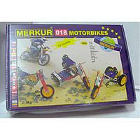 Конструктор металлический Меркур 018 Мотоциклы