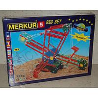 Конструктор металлический Меркур М5