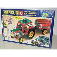 Конструктор металлический Меркур М6