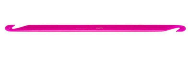 Крючок тунисский двухсторонний Spectra Flair Acrylic KnitPro, 7,00 мм