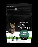 Сухой корм Pro PlanPuppy Small and Mini для щенков мелких пород 3 кг