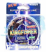 Леска Winner KingFisher 30m. 0,22mm