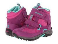 Зимние мембранные ботинки Merrell Moab Polar Mid Strap WTPF Snow Boot. Размер 37, фото 1