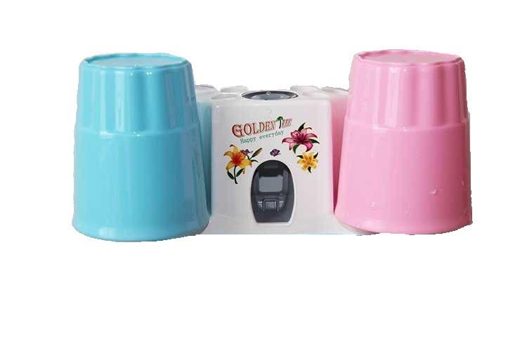 Дозатор зубной пасты Vacuum automatic Golden
