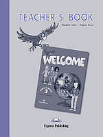 Welcome 3 Teacher's Book (книга для учителя)