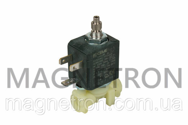 Клапан электромагнитный для кофеварок DeLonghi 5330VN2.7P55AVF 5213218261, фото 2