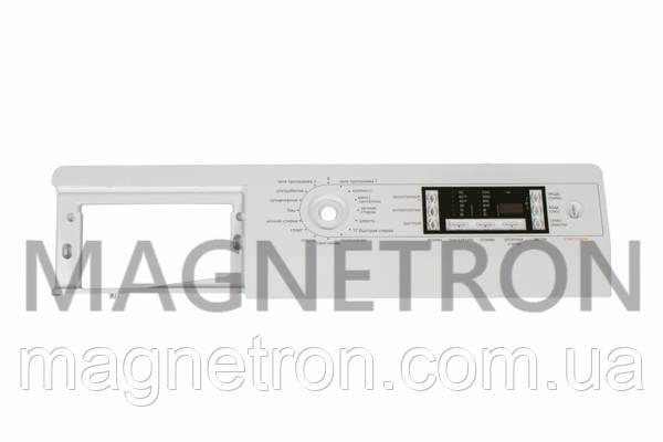 Передняя крышка панели управления для стиральных машин Gorenje 399014, фото 2