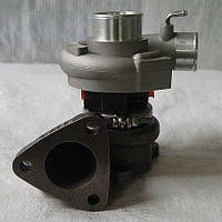 Турбокомпрессор ТКР IHI TD04-11G-4. Автомобиль  Mitsubishi Pajero 2.5 TD. Двигатель: 4D56TD.