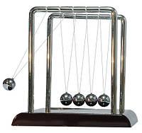 Шары Ньютона - Маятник Ньютона квадрат средний
