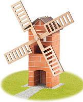 Конструктор из кирпичиков Teifoc - Ветряная мельница