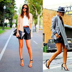 Обувь в черным цвете на лето!