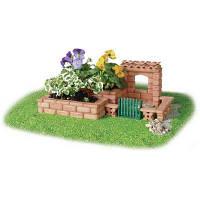 Конструктор из кирпичиков Teifoc - Маленький  сад