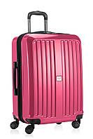 Чемодан средний Hauptstadtkoffer Xberg розовый 65x46x28см 90л