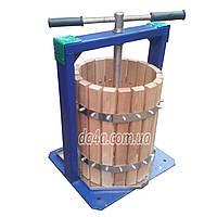 Пресс для винограда  Вилен 20л | дуб