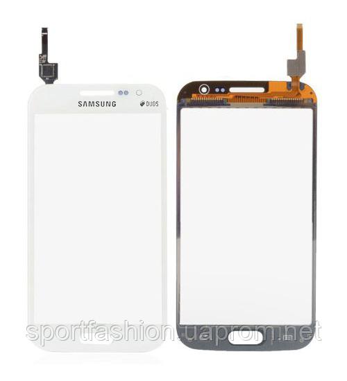 Samsung Galaxy Win I8552 white тачскрин, сенсорная панель, cенсорное стекло - Интернет-магазин Unitell в Украинке