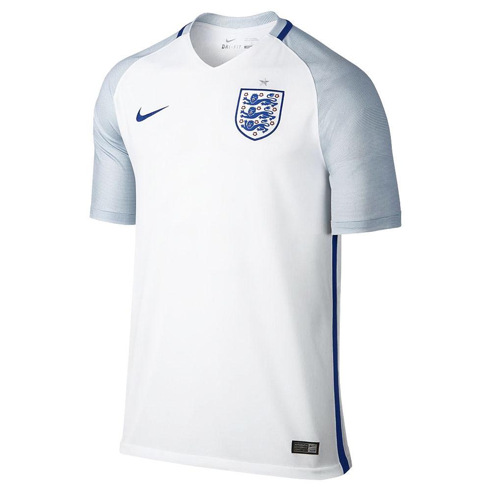 Мужская футболка Nike Ent M Ss Hm Stadium Jsy (Артикул: 724610-100)