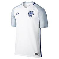 Мужская футболка Nike Ent M Ss Hm Stadium Jsy (Артикул: 724610-100), фото 1