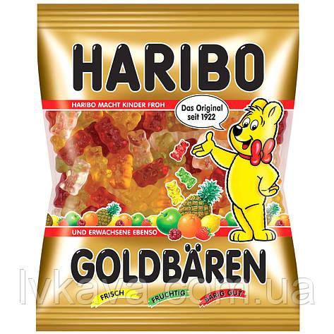 Желейные конфеты Haribo Goldbaren, 200 гр, фото 2