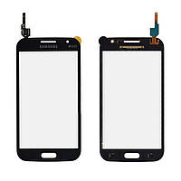 Samsung Galaxy Win I8552 black тачскрин, сенсорная панель, cенсорное стекло