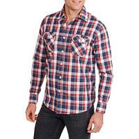 Рубашка мужская, р. М  в клетку,   Enyce