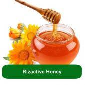 Rizactive Honey, 1 литр - медовый экстракт на молоке