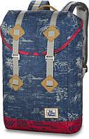 """Универсальный рюкзак с отделением для ноута 17"""" Dakine TREK 26L tradewinds 610934039009 синий"""