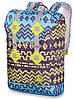 """Креативный рюкзак с отделением для ноута 17"""" Dakine TREK 26L tribe 610934865783 разноцвет"""